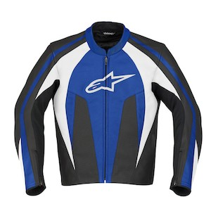Alpinestars Stunt Leather Jacket (size 60)