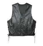 Power Trip Powerglide Leather Vest