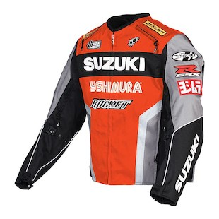 Joe Rocket Suzuki Supersport Jacket