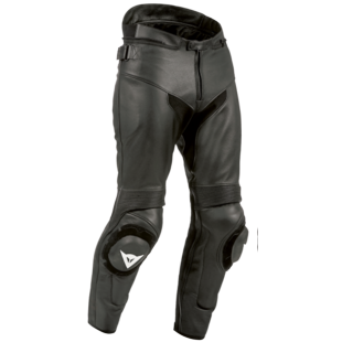 Dainese SF Non-Perforated Leather Pants