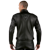Dainese SF Leather Jacket - Black/Black