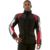 Dainese Nector Gore-Tex Leather Jacket - Black/Red