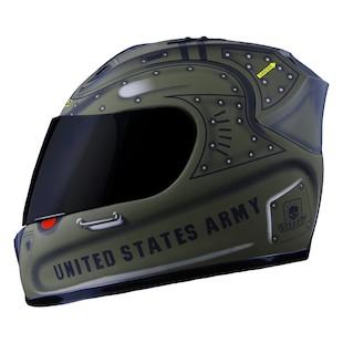 Akuma R3 Apache Helmet (Size XL Only)