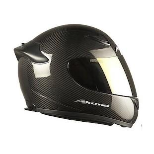 Akuma Phantom 2 MFR Carbon Fiber Helmet