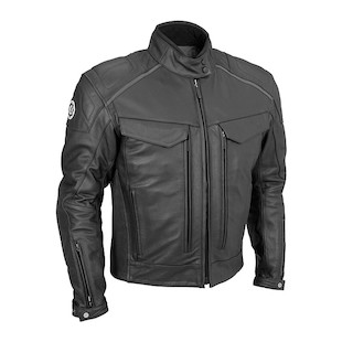 Firstgear Scout Leather Jacket