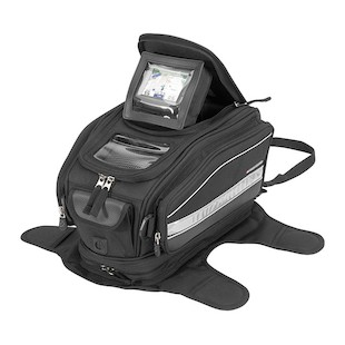 Firstgear Laguna GPS Tank Bag with Backpack