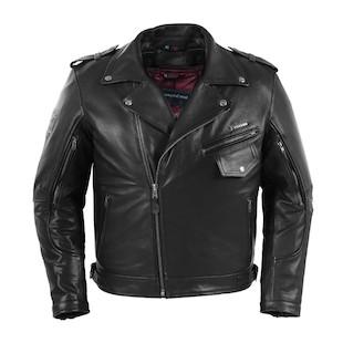 Pokerun Outlaw 2.0 Leather Jacket