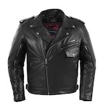Pokerun Outlaw 2.0 Leather Jacket