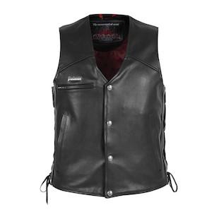 Pokerun Cutlass 2.0 Leather Vest