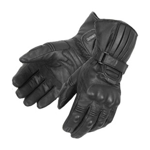 Pokerun Winter Long Leather Gloves