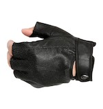 Pokerun Easy Rider 2.0 Perforated Fingerless Gloves