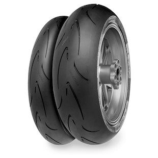 Continental Race Attack Tires