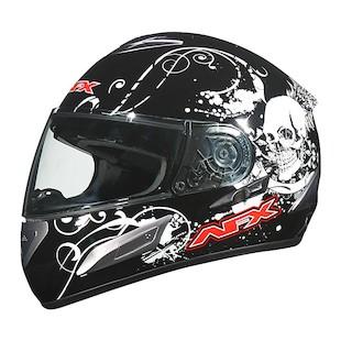 AFX FX-100 Skull Helmet