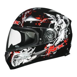 AFX FX-90 Dark Angel Helmet