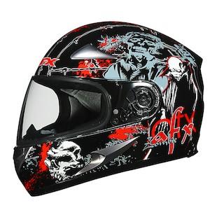 AFX FX-90 Zombie Helmet