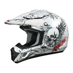 AFX FX-17 Skull Helmet
