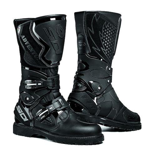 SIDI Adventure Rain Boots - RevZilla