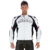 Dainese Racing Leather Jacket - White/White/Red
