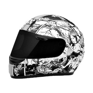 SparX Helmets S07 LE Good VS Evil
