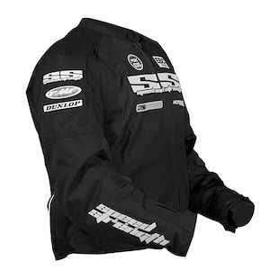 Speed and Strength Moment of Truth SP Mesh Jacket (Silver/Black 2XL only)