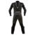 Dainese Laguna Seca Pro Leather Suit - Black/Magnesium