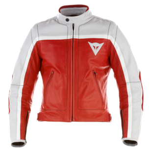 Dainese Freddie Leather Jacket
