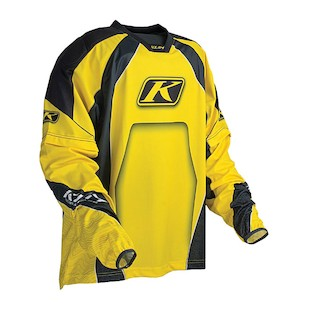 Klim Revolt Jersey (Color: Canary / Size: MD)