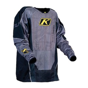 Klim Mojave Jersey (Color: Grey / Size: XL)