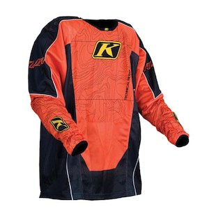 Klim Mojave Jersey (Color: Orange / Size: 2XL)