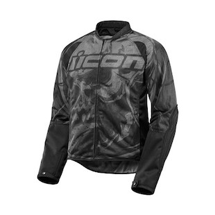 Icon Hooligan 2 Etched Mesh Jacket