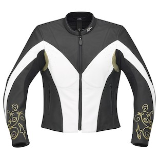 Alpinestars Women's Stella Anouke Leather Jacket