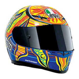 AGV GP-Tech 5 Continents Helmet