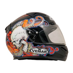 Discontinued – Vemar Eclipse Under The Pillow Helmet MSRP $500 Closeout $ 249.99