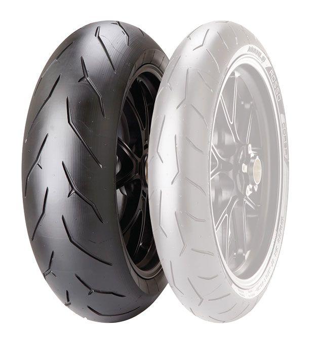 Pirelli Diablo Rosso Corsa II Sport Bike Tire Review ...
