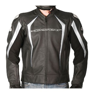 AGV Sport Monza Leather Jacket