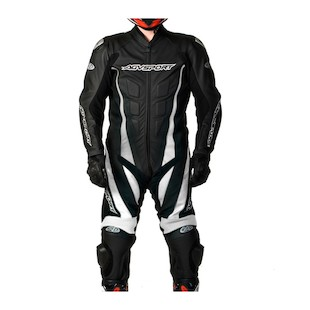 AGV Sport Monza One-Piece Leather Suit