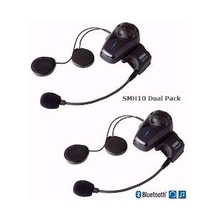Sena SMH-10 Headset Dual Pack