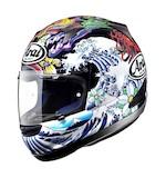 Arai RX-Q Oriental Helmet - 2010