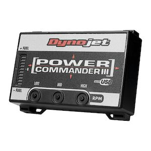 Dynojet Power Commander 3 USB Kawasaki 1600 Vulcan Mean Streak 2004-2008