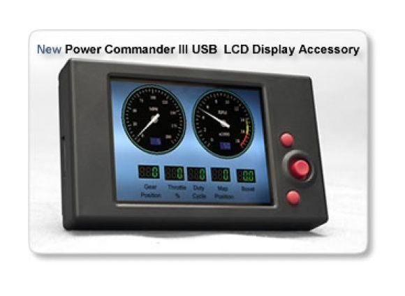 dynojet lcd display for power commander. Black Bedroom Furniture Sets. Home Design Ideas