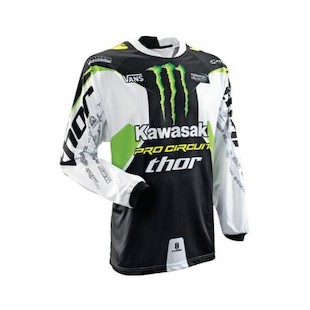 Thor Motocross Jersey S10 Phase PC (Size: MD)