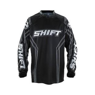Shift Assault Jersey (Color: Black / Size: 2XL)