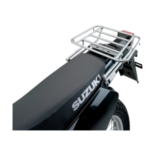 Moose Racing Expedition Rear Top Rack - Suzuki DRZ400S 2000-2012