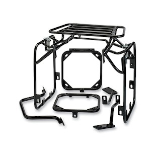 Moose Racing Expedition Luggage Rack System KLR650 2008-2014