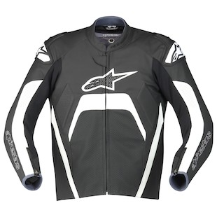 Alpinestars Tech 1-R Leather Jacket