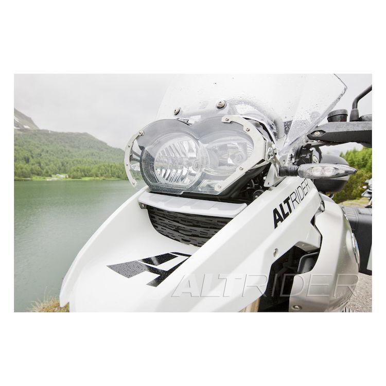 AltRider Lexan Headlight Guard Kit BMW R1200GS 2005-2012