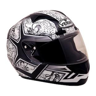 Vemar Eclipse Lost Times Helmet