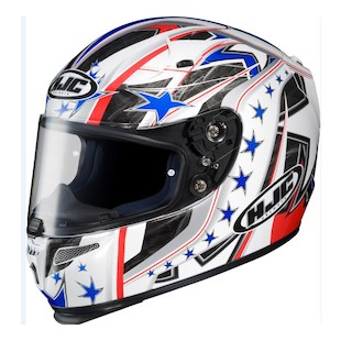HJC RPS-10 Patriot Helmet