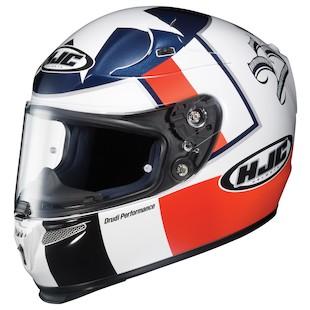 HJC RPS-10 Ben Spies Replica Helmet