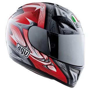 AGV T-2 Shade Helmet